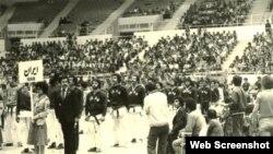 فرهاد وارسته پایهگذار کاراته در ایران بود