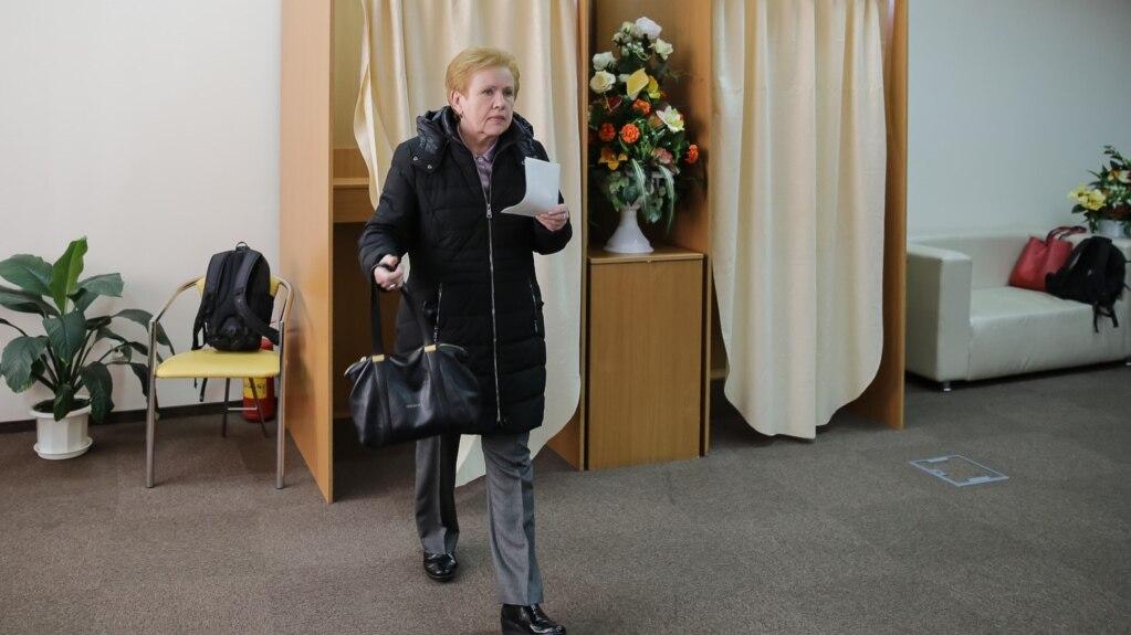 Лідзія Ярмошына