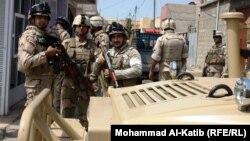 قوات أمنية في نينوى
