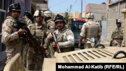 قوات أمن عراقية في الموصل