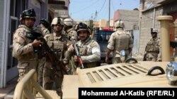 قوات أمنية في الموصل