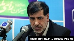 Iran -- Deputy speaker in parliament, Mohammadreza Bahonar, undated.