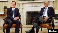 Բարաք Օբամա և Դեյվիդ Քեմերոն, արխիվ