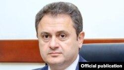 Губернатор Тавушской области Айк Чобанян
