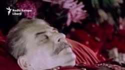 Moartea lui Stalin: Filmări nemaivăzute de propagandă arată funeraliile dictatorului