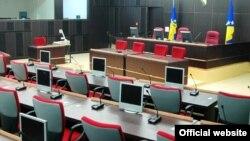 Jedna od sudnica Suda BiH