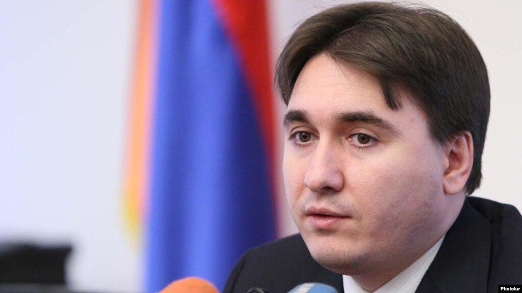 Бывшему вице-премьеру Армении Армену Геворкяну предъявлено обвинение по делу «1 марта»