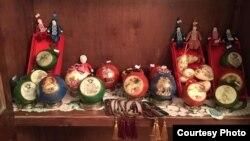 Во Дворце искусства обещают превратить рождественскую выставку в ежегодную традицию