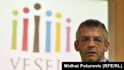 Shefi i misionit policor të BE-së në Bosnjë Hercegovinë Shtefan Feller