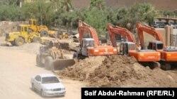 مشروع في محافظة واسط