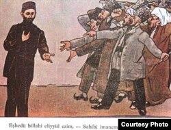 Mirzə Ələkbər Sabirə etiraz edən dindarlar