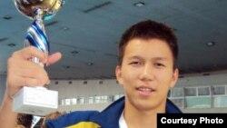Әлем чемпионатының қола жүлдегері Әнуар Ахметов