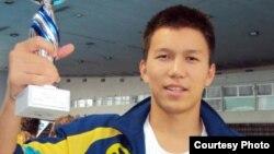 Ануар Ахметов, участник паралимпийской сборной Казахстана.
