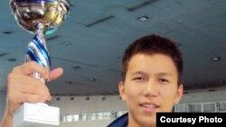 Ануар Ахметов. Фото предоставлено агентством по развитию спорта и физической культуры.