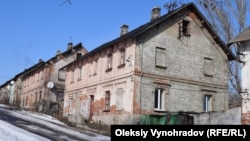 Дома для бельгийских работников XIX века в Лисичанске