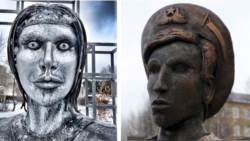 Aljonuška iz apokalipse: Ruski spomenik kome se građani smeju