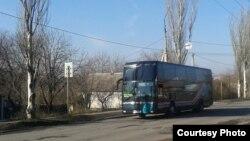 Автобус Донецк – Москва, Москва – Донецк (фото автора)