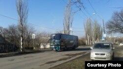 Автобус Донецьк – Москва, Москва – Донецьк (фото автора)