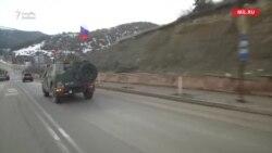 Ermənistanda parlament binasını snayperlər qoruyur