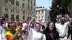 Акция протеста 21 мая в Баку