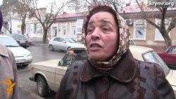 Крымчане о запрете митинга в День прав человека