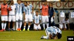 Fudbalski tim Argentine tokom COPA America