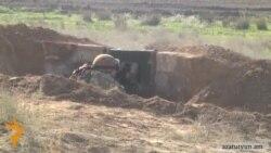 ԼՂ ՊԲ․ Ադրբեջանական կողմից կրակոցներն ինտենսիվացել են