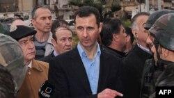 Башар Асад, 27 марта 2012