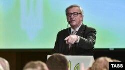 Претседателот на Европската комисија Жан-Клод Јункер.