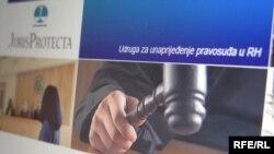Internet stranica organizacije Juris Protecta