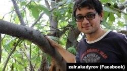 Zair Akadırov incir yanında