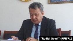 Абдураҳим Раҳимзода, додситони вилояти Хатлон