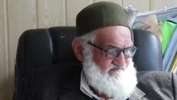 مشهور افغان شاعر حیدري وجودي وفات شو