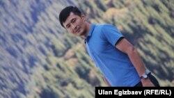 Журналист «Азаттыка» Уланбек Эгизбаев. Погиб 22 июля 2018 года во время отдыха на Иссык-Куле.
