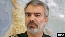 Иран революция сақшылары корпусы әскери-теңіз күштерінің қолбасшысы Әли Фадави
