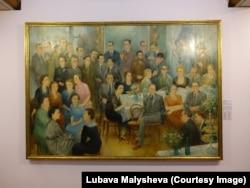 Выставка в Жироне, La Colla, 1947