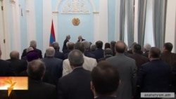 Գևորգյանց. «Նախագահն էլ է զզվում պաշտոնյաների դղյակներից»
