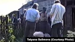 Раскопки на Каштачной горе, 1995 год