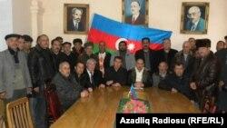Arxiv foto: Naxçıvanda siyasi fəallar