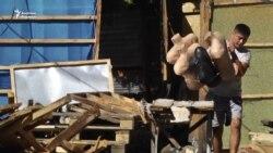 Жабылған базар бұзылып, сатушылар сыртта қалды