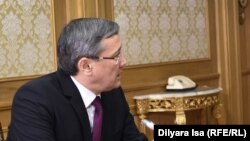 Председатель комитета национальной безопасности (КНБ) Казахстана Владимир Жумаканов.