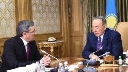 Назарбаевқа антитеррорлық операция жайы айтылды