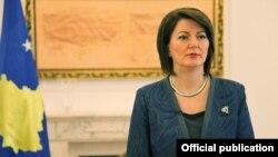 Presidentja e Kosovës, Atifete Jahjaga