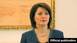Presidentja Kosovës, Atifete Jahjaga