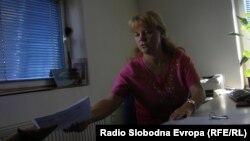 Сузана Митровска, психолог во Центарот за социјални работи во Куманово.
