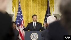 Președintele Barack Obama la Forumul asupra reformei sistemului de sănătate, la Casa Albă