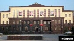 Администрация Курчалойского района Чечни