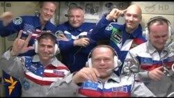 Міжнародна космічна станція поповнилася трьома астронавтами