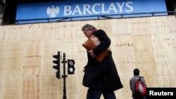 Banka Barclays, jedna od 15 banaka kojoj je agencija Moody's snizila rejting