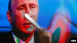 Большая пресс-конференция Владимира Путина в 2014-м году, 18 декабря